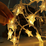 Star Shaped String Light