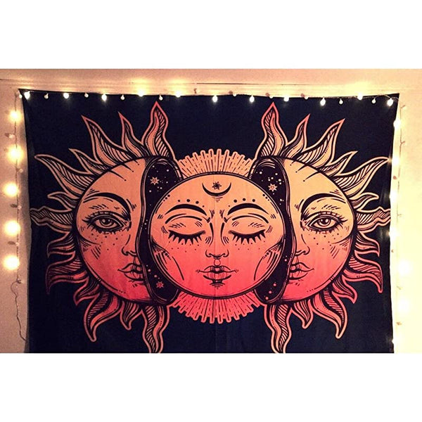 Sun Wall Tapestry