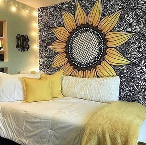 sunflower-wall-tapestry