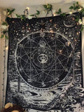 The Star Tarot Tapestry