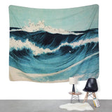 The Wave Tapestry