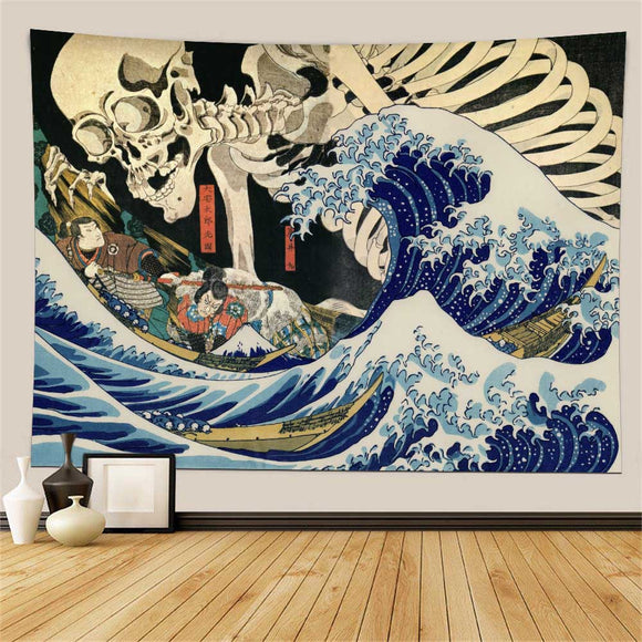 ukiyo-e-skull-great-wave-wall-tapestry