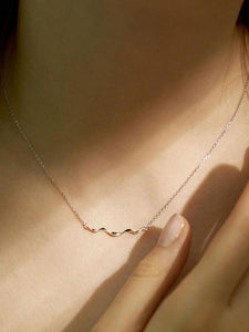 wave-necklace-silver