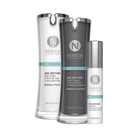 Night Cream, Day Cream & Eye Serum (1 of Each)