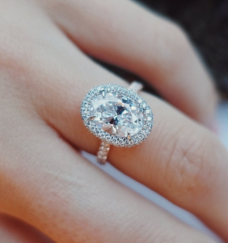 wedding engagement ring set daniella made bridal sydney custom diamond with lisa rings jewellers jewellery customised sets