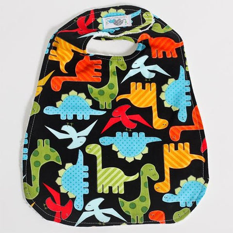 Velcro Toddler Bib