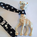 Fabric Toy Strap