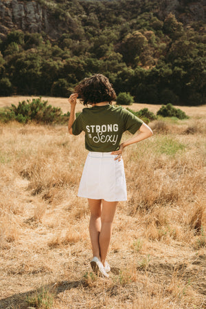Strong Is Sexy Tee