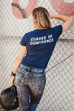 Curves of Confidence Tee