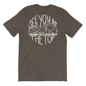 See You at the Top Tee