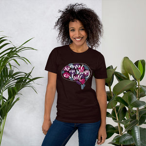 Strong Women Short-Sleeve Unisex T-Shirt