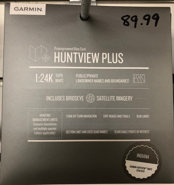 Garmin Huntview Plus