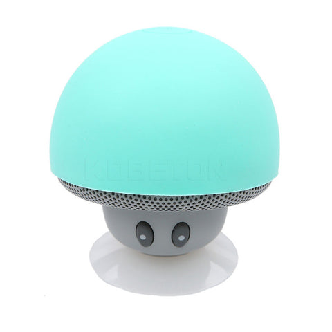 Stick-it Mushroom Bluetooth Speaker
