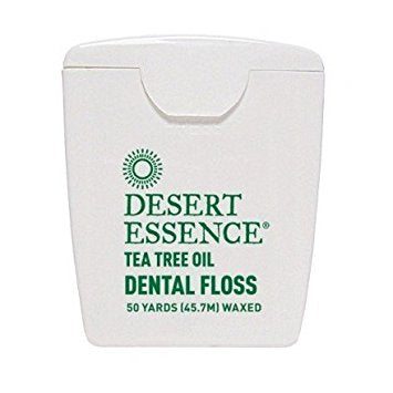 Dental Floss-Tea Tree (50yards) Brand: Desert Essence
