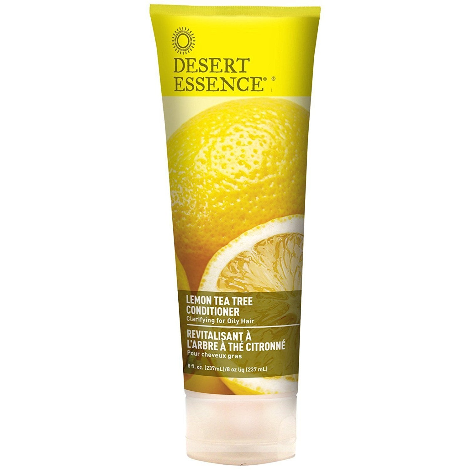 Pack of 2 x Desert Essence Conditioner Lemon Tea Tree