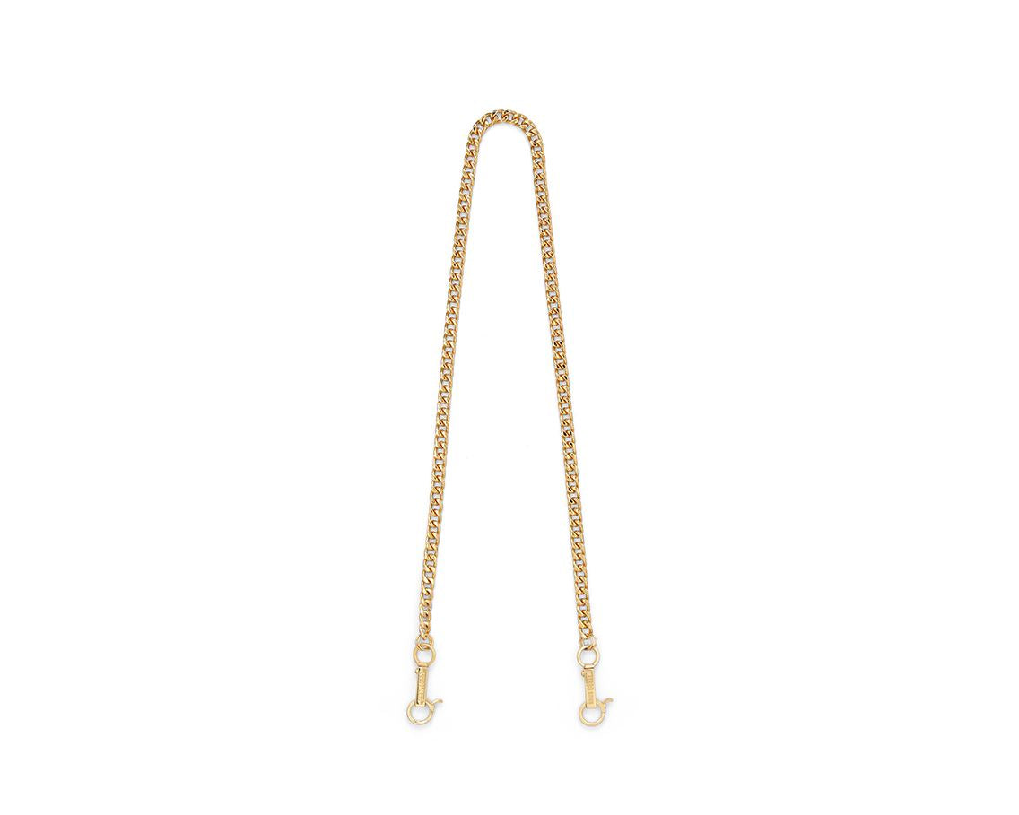 Sans Beast Gold Illuminated Chain Strap front
