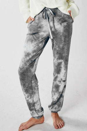 Tie Dye Joggers - Blush Boutique