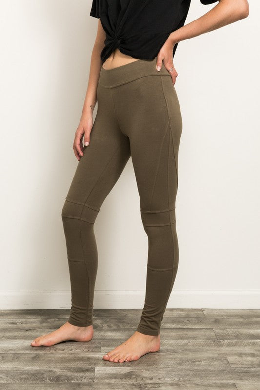 Moto Leggings - Blush Boutique
