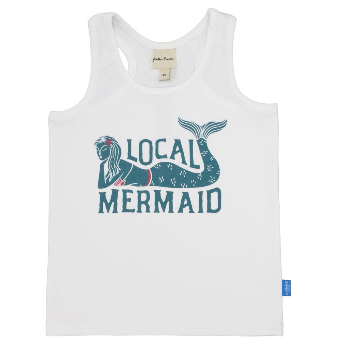 LOCAL MERMAID KIDS TANK