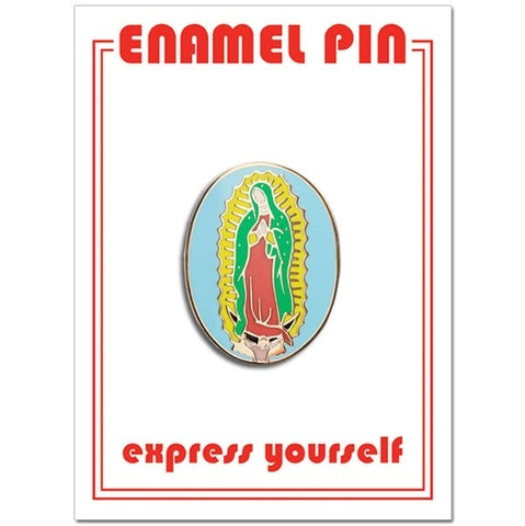 VIRGIN GUADALUPE PIN