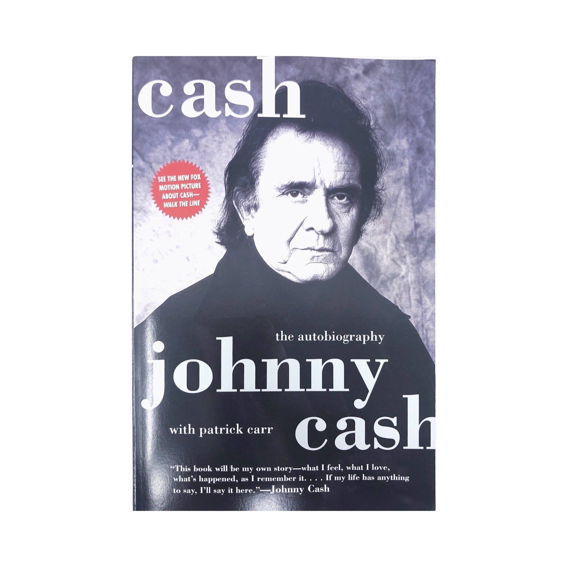 CASH BY JOHNNY CASH