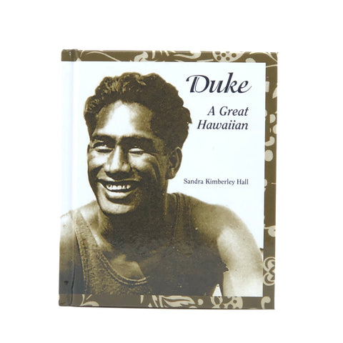 DUKE A GREAT HAWAIIAN BOOK