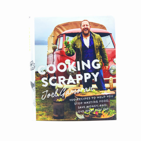 COOKING SCRAPPY BOOK