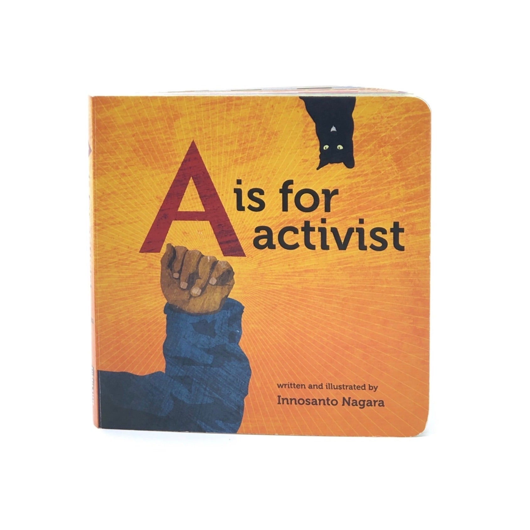A IS FOR ACTIVIST CHILDREN'S BOOK