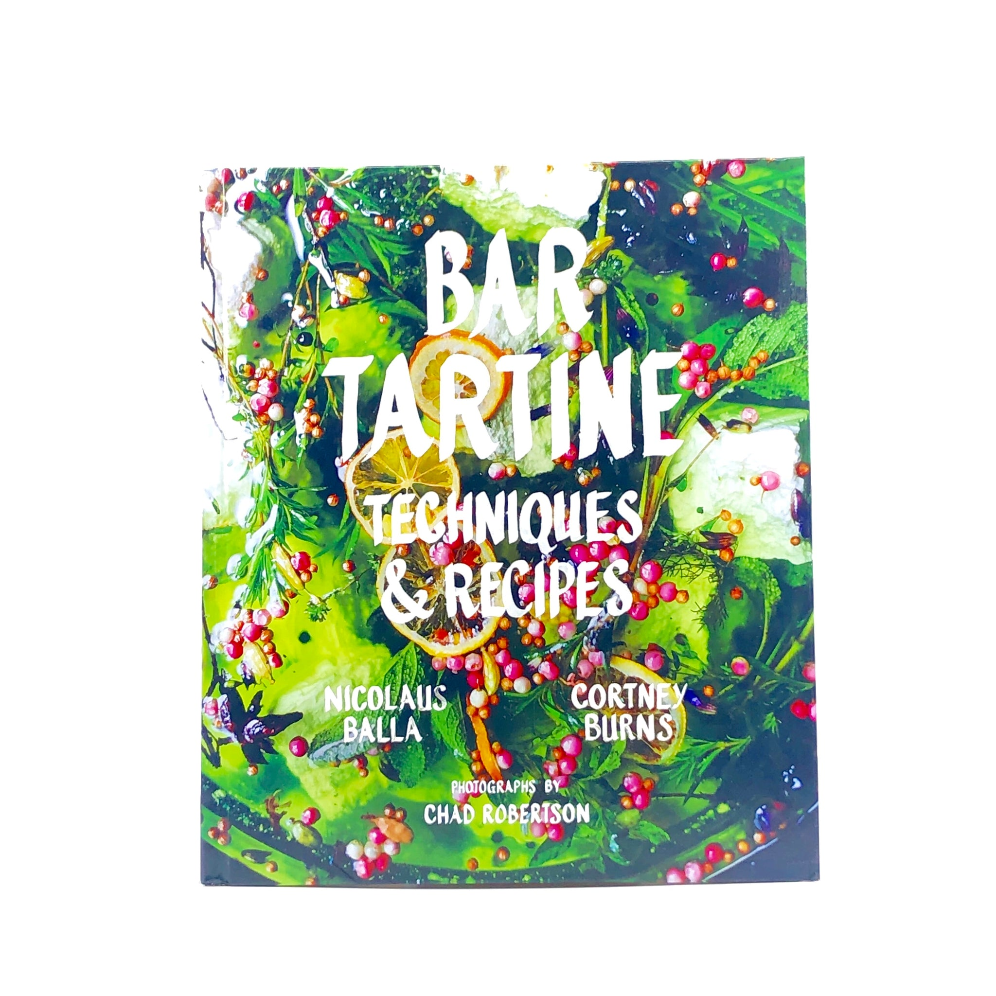 BAR TARTINE COOKBOOK