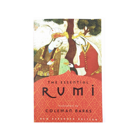 THE ESSENTIAL RUMI BOOK