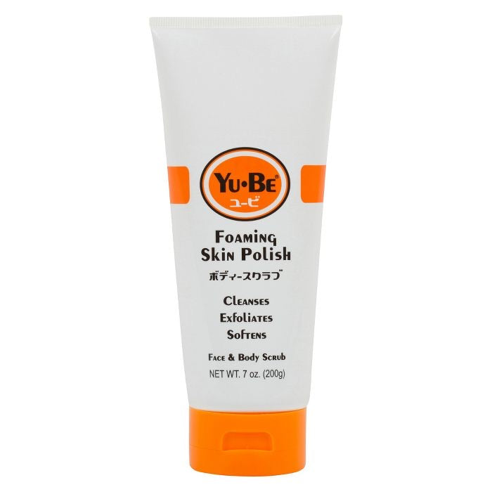 YU-BE FOAMING SKIN POLISH