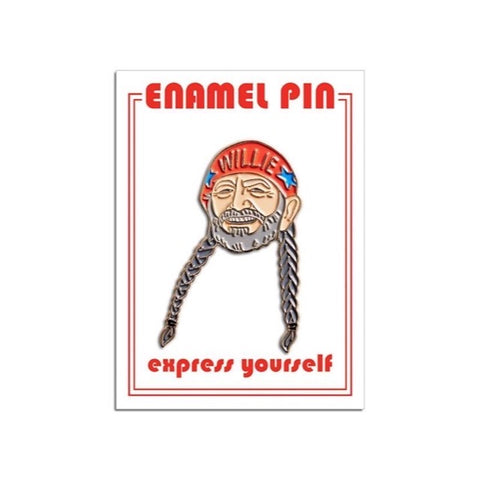 WILLIE PIN