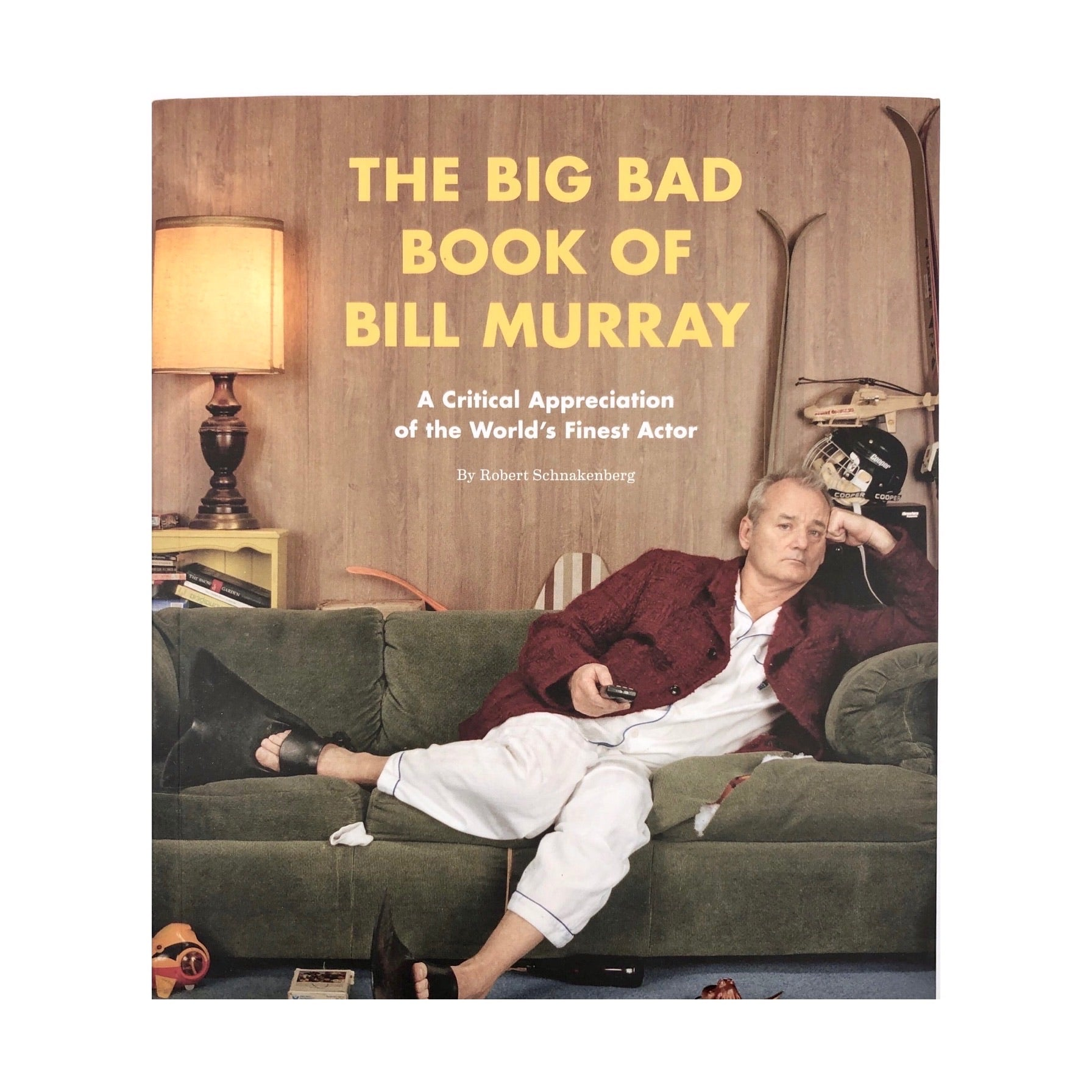 THE BIG BAD BOOK OF BILL MURRAY BOOK