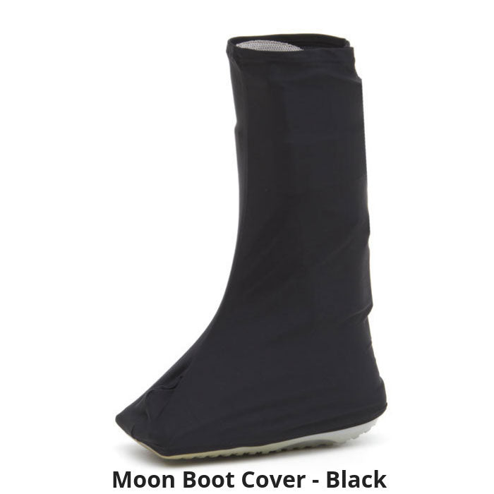 Moon Boot Cover in black