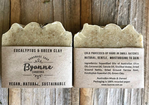 Soap Bar - Eucalyptus & Rosemary