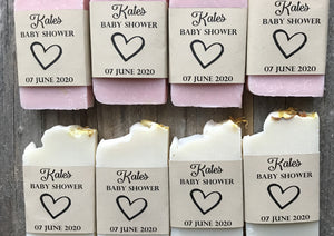 Wedding, Baby & Bridal Showers, Special Events 15 Personalised Favours