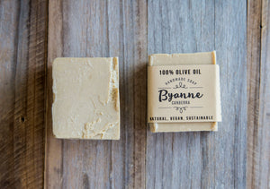 Soap Bar - 100% Olive Oil Soap