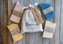 Bag of 4 Soap Samples