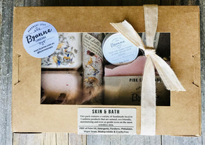 Skin & Bath Pack - Makers Choice of Best Sellers