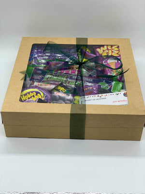 Purple punch hamper