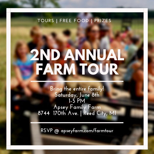 Second Annual Farm Tour