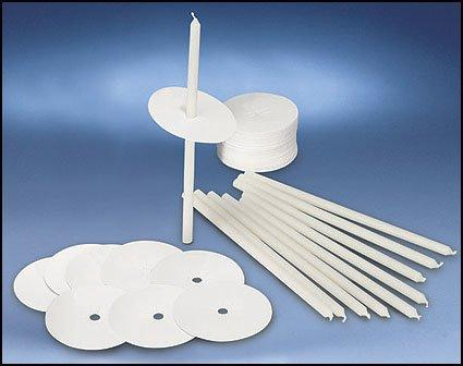 CANDLE LIGHT SERVICE KIT 48ct
