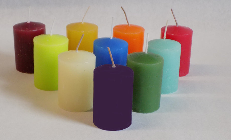 Votive Candles | 50-count box of 15 Hour Scented