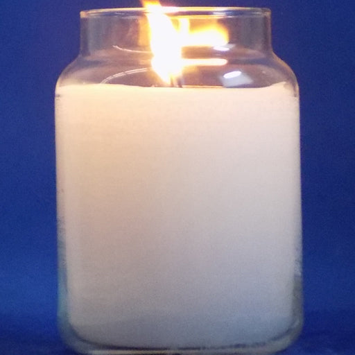Baby Powder Scented Jar Candle