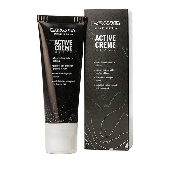 Lowa Active Creme - Black - 75ml Single