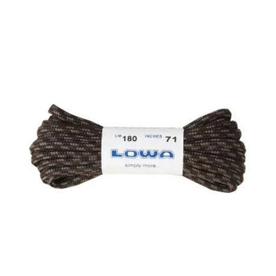 BACKPACKING & TREKKING LOWA LACES BROWN/GREY