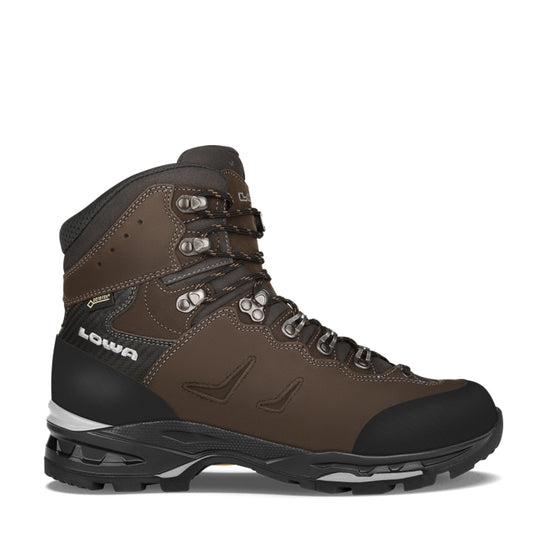 LOWA Camino GTX® Wide - Dark Grey/Black