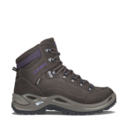 Lowa Womens Renegate Slate-Rust Size 8.0 EU Brown