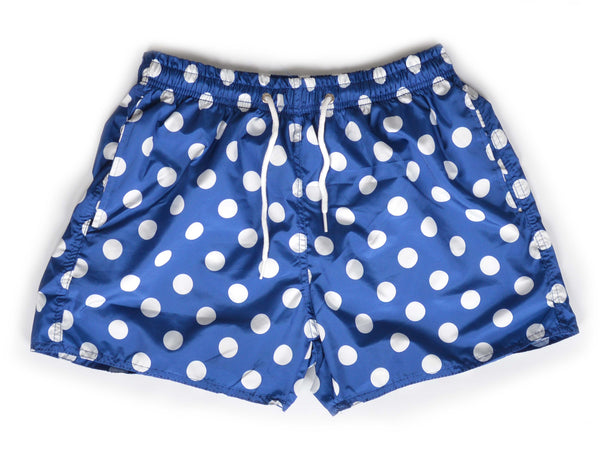 Short de Baño Ball Blue