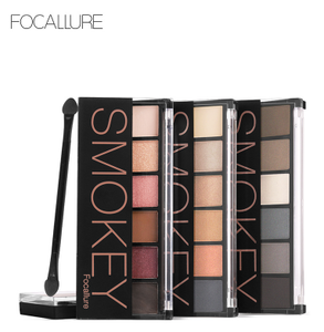 FOCALLURE 6 Colors Eyeshadow Palette FA06